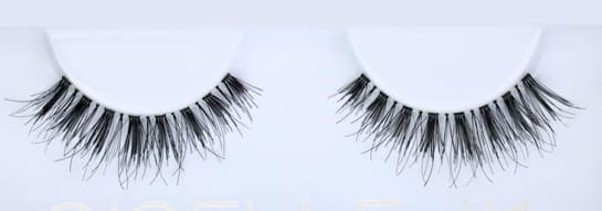 The Huda beauty lashes Classic Lash Giselle #1