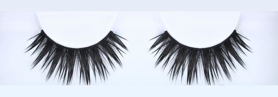 Classic Lash Lana #10 Huda beauty eyelashes