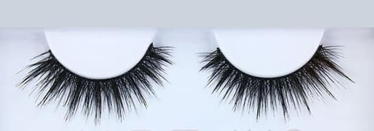 Huda beauty eyelashes Faux Mink Lash Jade #13