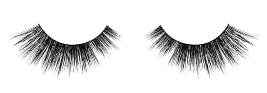 Mink Lash Sophia Huda beauty eyelashes