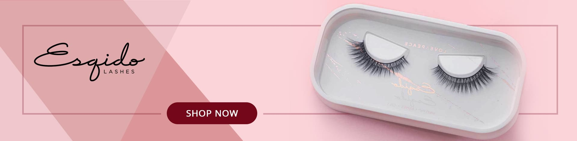 esqido false lashes Review banner