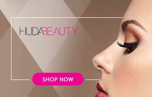 Huda Beauty lashes mobhuda