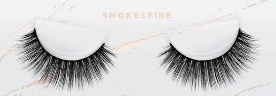 esqido false lashes Smoke & Fire