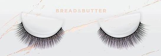 Bread & Butter esqido false lashes