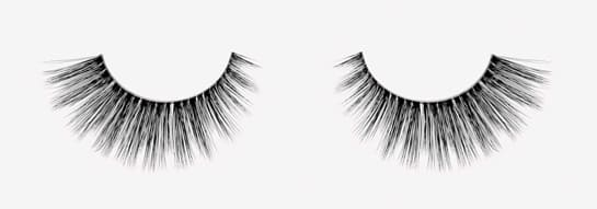 best false lashes velour Crystal Clear 67