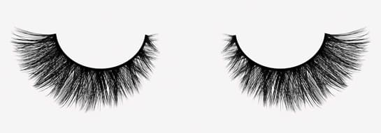 luxe lashes review velour Flare Y Godmom 64