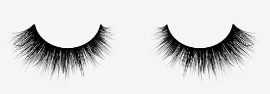 eyelash reviews velour Fluff'n Whispie 45