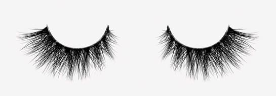 fake eyelashes review Velour See Through 2
