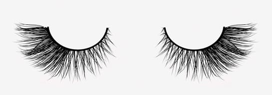 eyelashes review velour T Dot Oooh 5