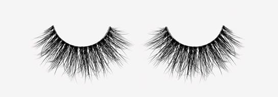 fake eyelashes review velour Dream Girl 66