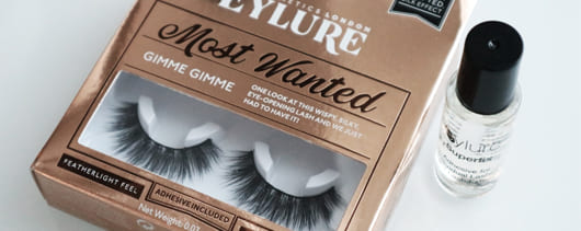 luxe lashes eylure 59
