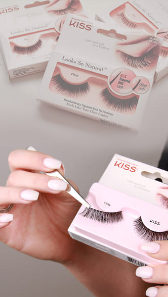 buy fake eyelashes kiss 5 83