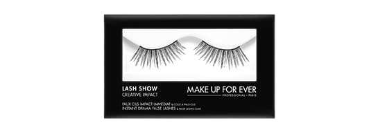 make up forever false eyelashes LASH SHOW C-701