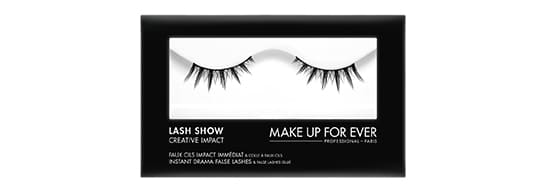 make up forever false eyelashes LASH SHOW C-703
