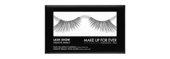 make up forever review LASH SHOW C-707