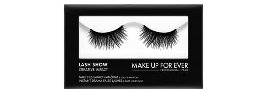 make up forever review LASH SHOW C-708