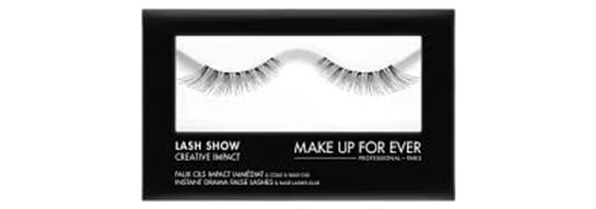 make up forever review LASH SHOW C-709