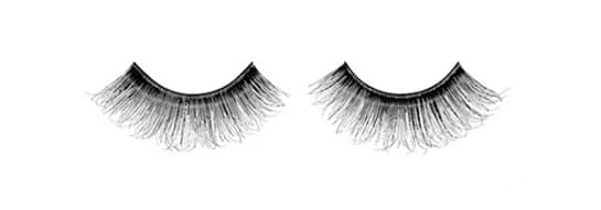 HBIC urban decay fake lashes