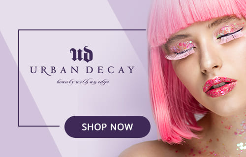 Urban Decay false eyelashes review