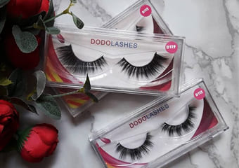Dodo eyelashes review