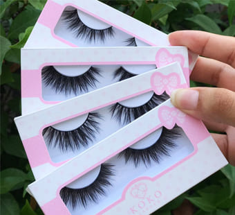 koko lashes prices