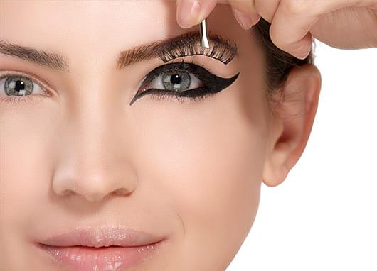buy fake eyelashes by lucy 557