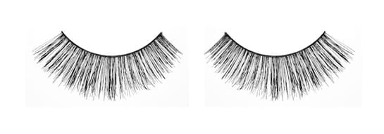 Ardell double row eyelashes vs single row
