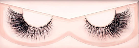 Esqido double eyelashes vs normal