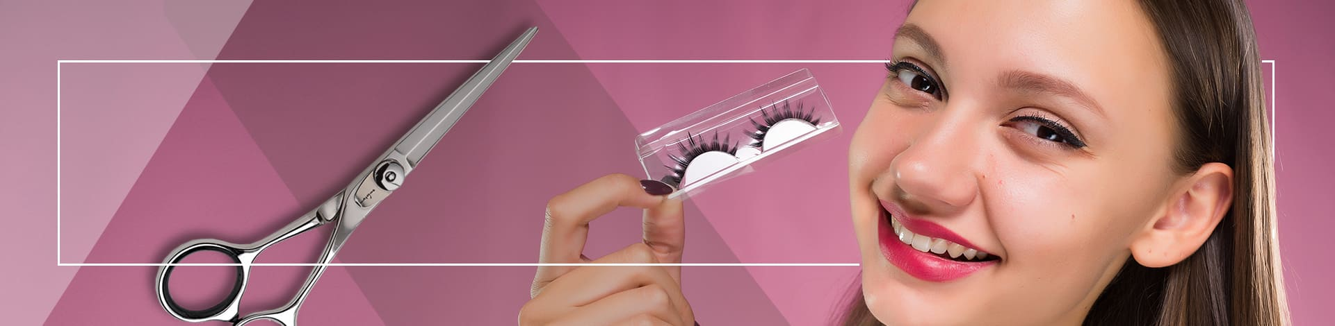 Steps to Trimming Your False Eyelashes
