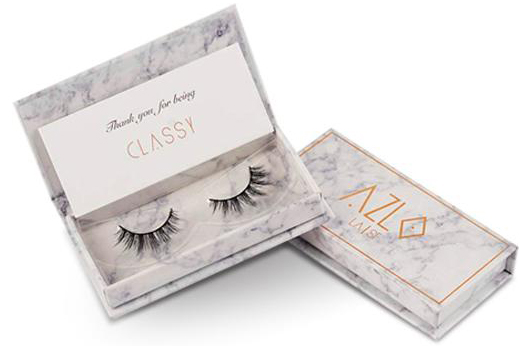 Features of the Azlo Lashes Style 'Sassy'