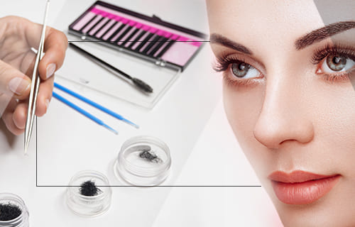 How to Take Care of Your Eyelash Extensions banner mob