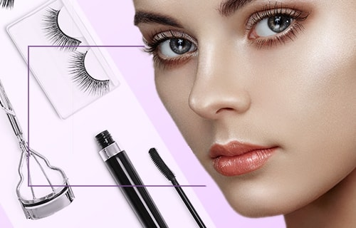 The 10 Best Fake Eyelashes that Look Natural