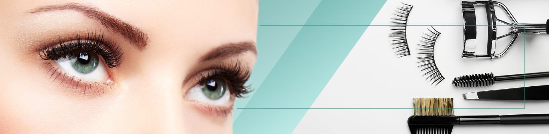 How to Make Fake Eyelashes Look Natural