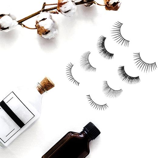 Clean Eyelashes