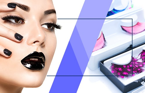 What Are Fake Eyelashes Made of? [Explained]