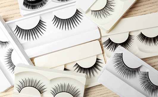 Storing Your Falsies to Use Again