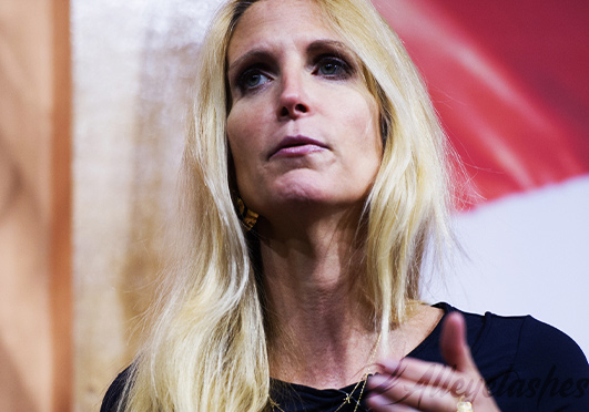 Ann Coulter's Eyelashes