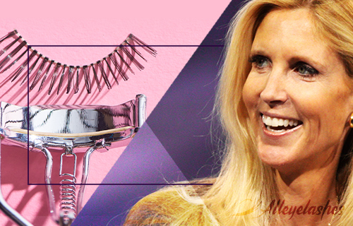 Are Ann Coulter's Eyelashes Real or Fake? [This Just in]