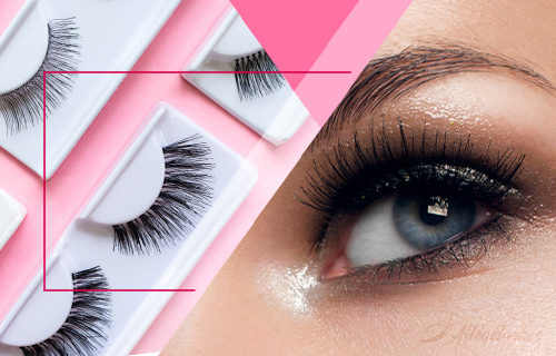Types of False Eyelashes: What's In Vogue