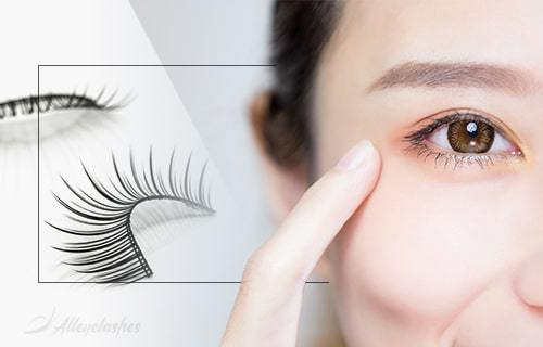 Best False Eyelashes for Asian Eyes