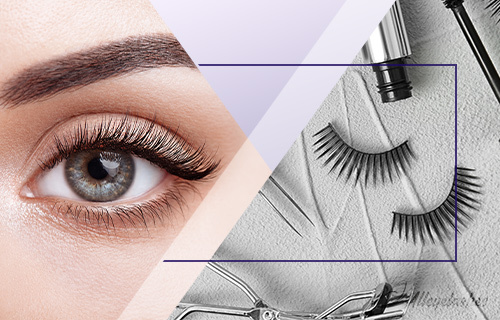 What's the Better Choice? Eyelash Extensions or False Eyelashes?